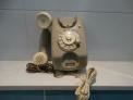 Fotos del anuncio: Antiguo teléfono de pared marca siemens
