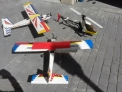Fotos del anuncio: Lote r.c aviones y helicopteros