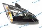 Fotos del anuncio: Faro Ford Focus II de 2005 a 2007, lámparas H7 y H1, fondo negro delantero
