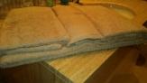 Juego toallas de baño de rizo americano