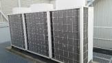 Equipo industrial para grandes instalaciones ras 36fsn aire ac
