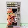 Máquina de Vending de comida caliente