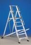 Fotos del anuncio: Escalera con plataforma
