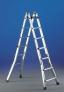 Escalera telescópica multiposicion