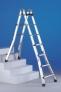 Fotos del anuncio: Escalera telescópica multiposicion 10 peldaños