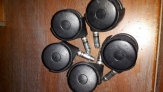 Fotos del anuncio: 5 ruedas sin freno silla despacho