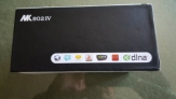 Smart tv rikomagic mk802 iv