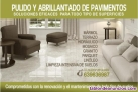 Fotos del anuncio: Pulidores de suelos en sant cugat del vallès