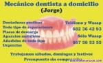 Fotos del anuncio: Dentaduras postizas a domicilio