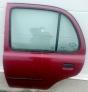 Fotos del anuncio: Puerta trasera izquierd de. Nissan micra del año 1998