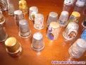 Fotos del anuncio: Dedales metalicos, porcelana, antiguos, de plata, etc