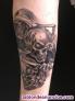 Eliminación nación de tatuajes y tatuaje artístico
