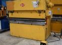 Plegadora hidraulica ajial 2 metros