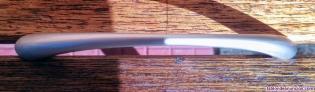 Fotos del anuncio: Tiradores marca Nesu de níquel con acabado plateado