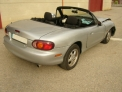 Mazda mx5 nb1 miata mx5 color plata