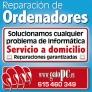 Fotos del anuncio: Reparación ordenadores Collado Villalba