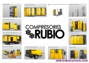 Compresor (reparación, mantenimiento, alquiler y sustitución.)