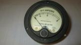 Amperimetro rf vintage