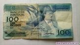 Fotos del anuncio: Billetes de  20 y 100 escudos portugueses