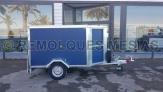 Fotos del anuncio: Remolque furgon personalizado aerodinamico en v