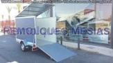 Fotos del anuncio: Remolques furgones de todo tipo