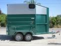 Fotos del anuncio: Van para 2 caballos galvanizado y aluminio