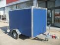 Fotos del anuncio: Remolque furgon puerta lateral
