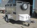 Fotos del anuncio: Remolque rehala 10 puertas aluminio