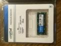 2 módulos de memoria RAM Crucial CT8G3S1339M