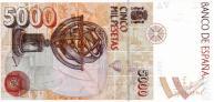Fotos del anuncio: Billete de 5.000 pesetas cristobal colon