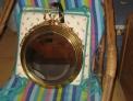 Fotos del anuncio: Espejo redondo de bronce y cristal