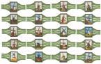 Vitolas murillo molinos de holanda verde