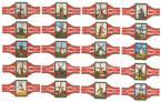 Vitolas murillo molinos de holanda rojo