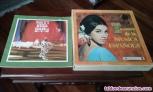 Coleccion de 12 vinilos musica española.
