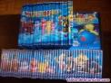 Los lunnis (45 dvds + 45 libros)