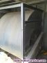 Radiador industrial con ventilador