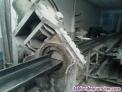 Maquinaria fabricacion correas laminadas