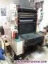 Vendo impresora offset sinohara fuji 52