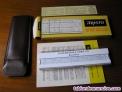 Fotos del anuncio: Regla de calculo aristo darmstadt 867 u - calculadora slide rule rechenschieber