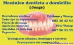 Mecánico dentista