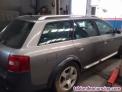 Audi allroad- despiece