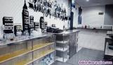 Alquilo bar cafeteria