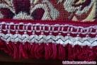 Fotos del anuncio: Colcha manta antigua de lana