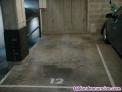 Fotos del anuncio: Alquilo plaza de parking