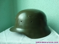 Antiguo casco militar