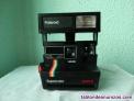 Cámara instantanea polaroid 635 cl