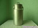 Fotos del anuncio: Antigua lechera metálica 1,5 litros