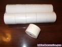 Rollos de papel para registradoras / impresoras / calculadoras