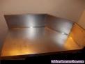 Fotos del anuncio: Estante esquinera de acero inox.