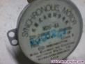 Fotos del anuncio: Vendo motor plato microondas MDS-4A
